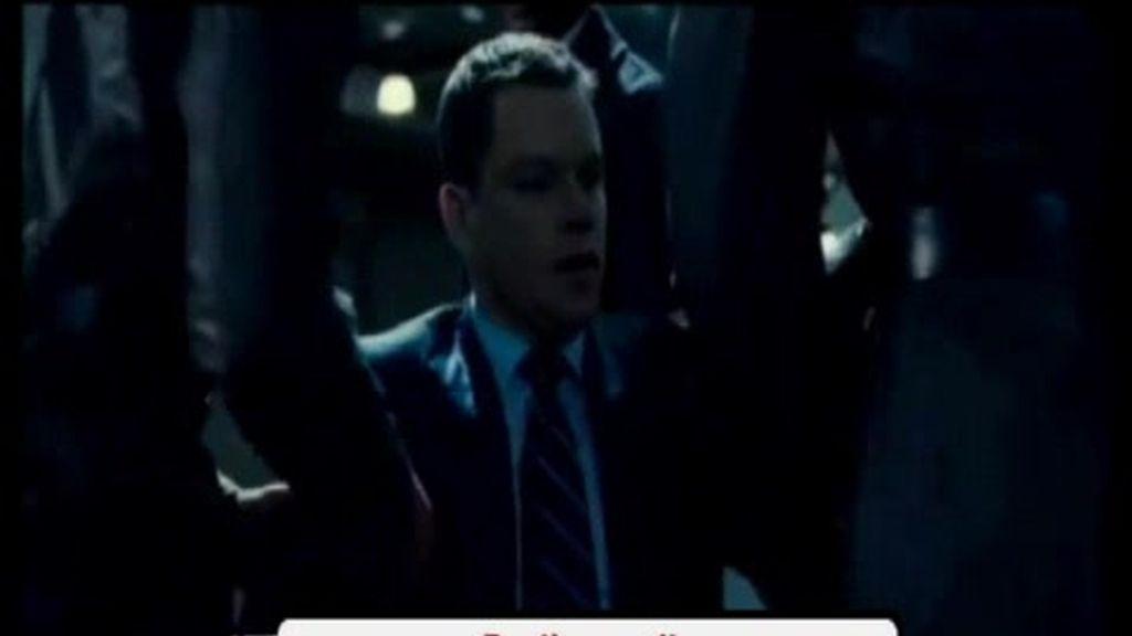 Triplete en el cine para Matt Damon