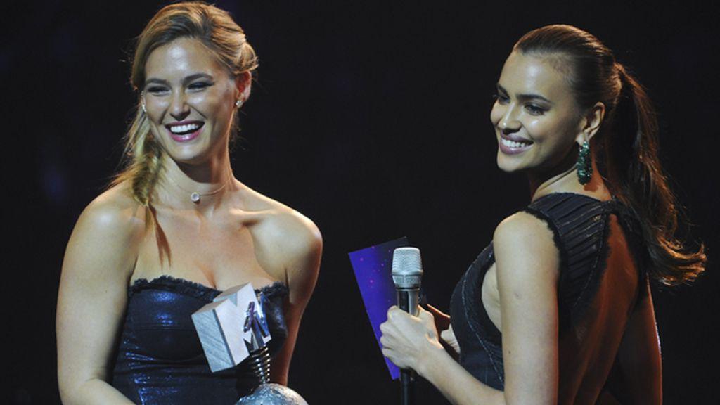 Barça-Bar Refaeli contra Madrid-Irina Shayk: duelo de modelos