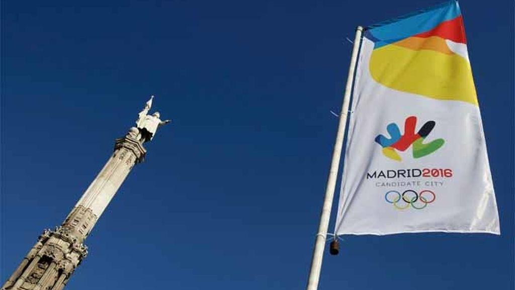 Candidatura de Madrid para los Juegos Olímpicos 2016