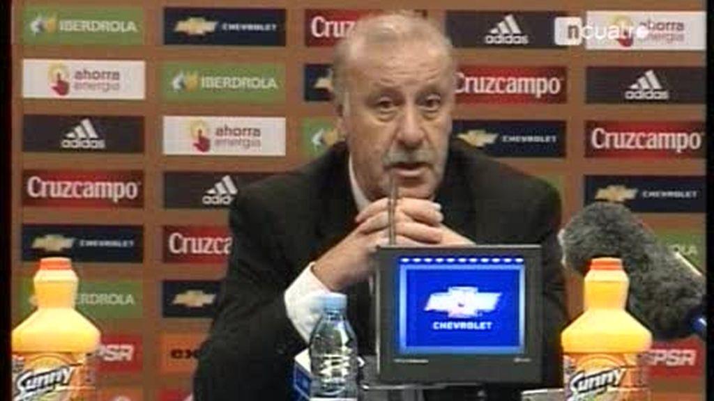 Las reacciones del España - Argentina
