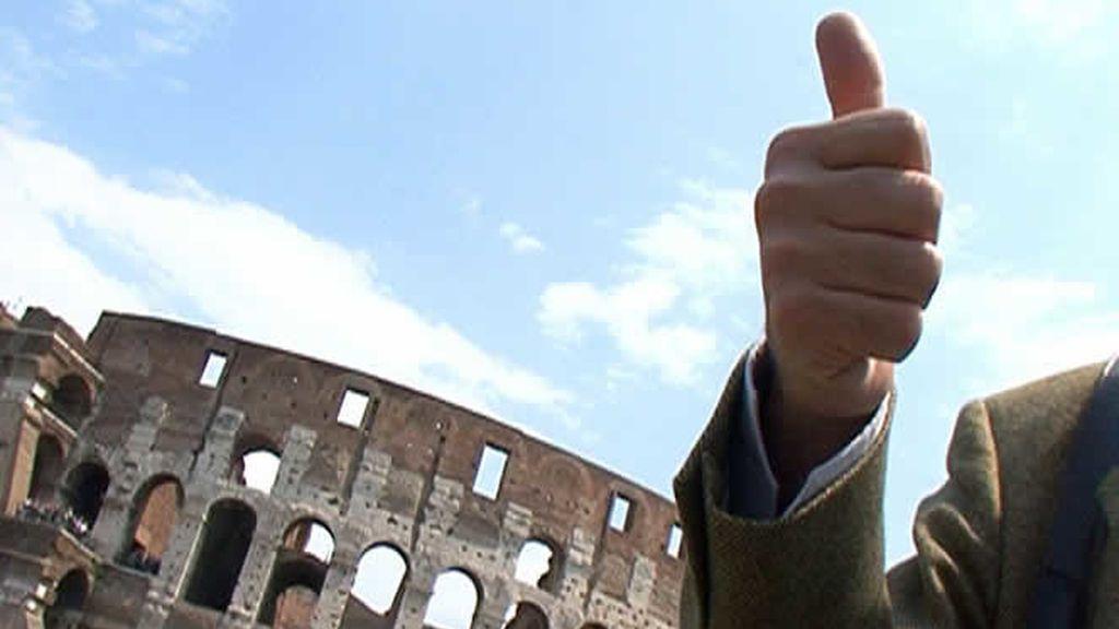 El Coliseo resiste el paso de los años