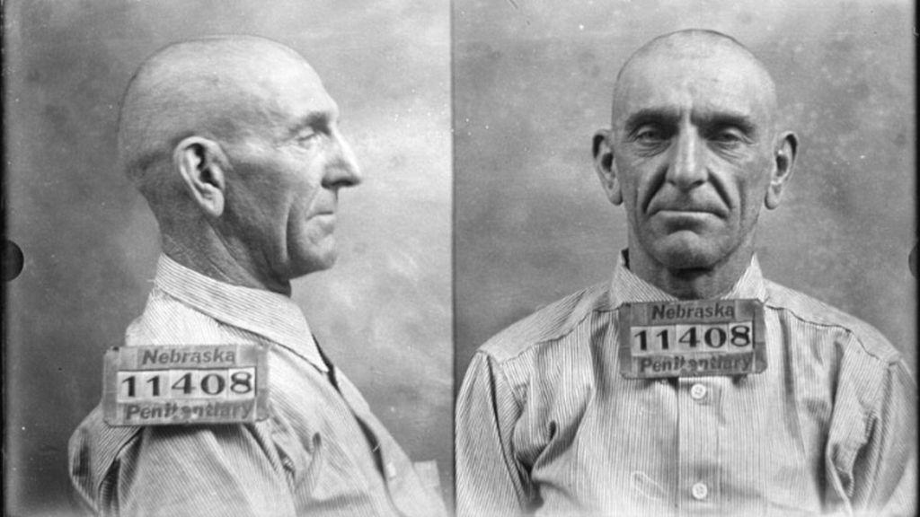Imágenes de una comisaría del 1900