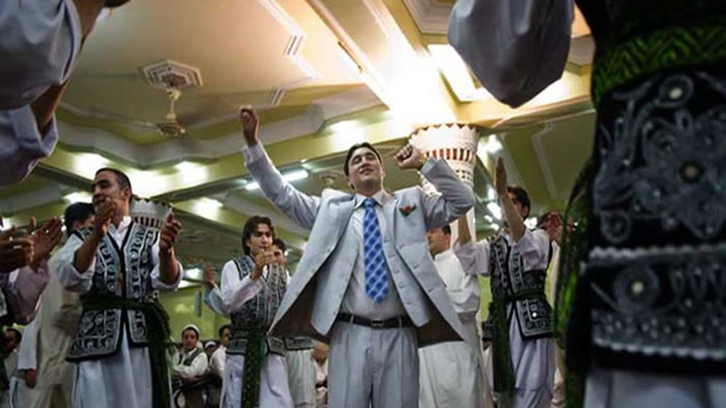 Boda afgana
