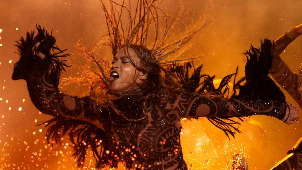 Beyoncé arrasa en los Premios BET