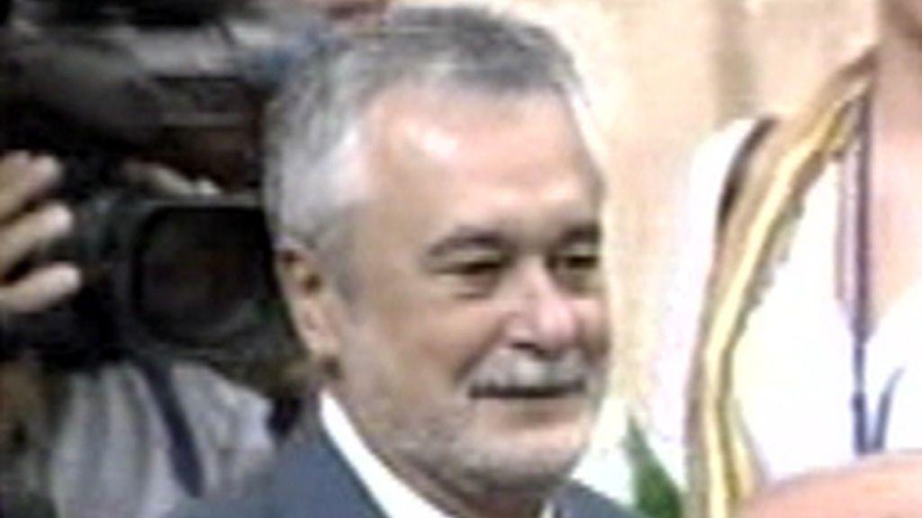 Griñán, presidente andaluz