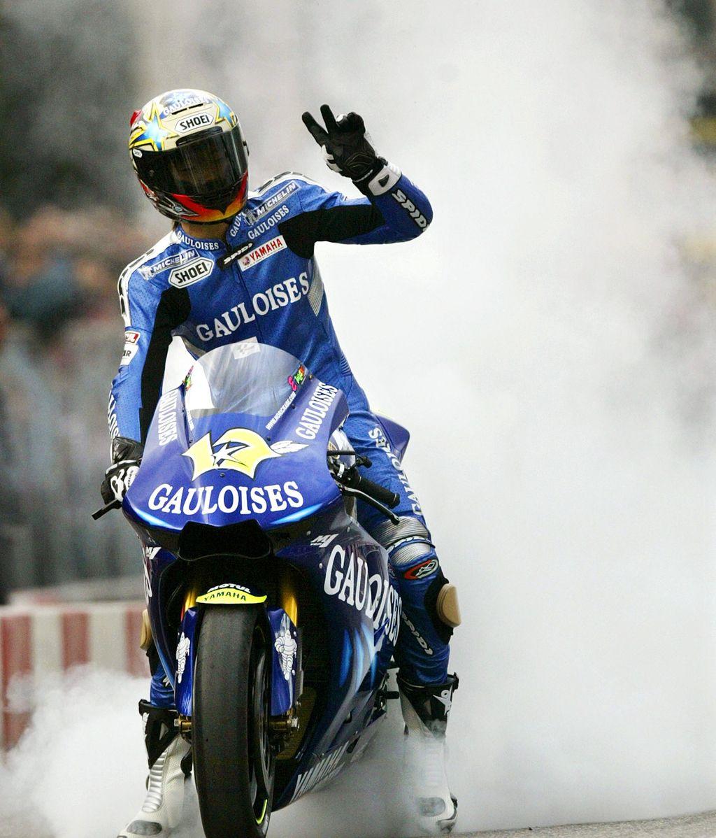 MotoGP, Norick Abe
