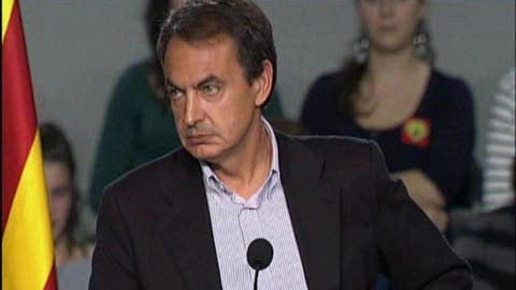 La inmigración, el tema de Zapatero