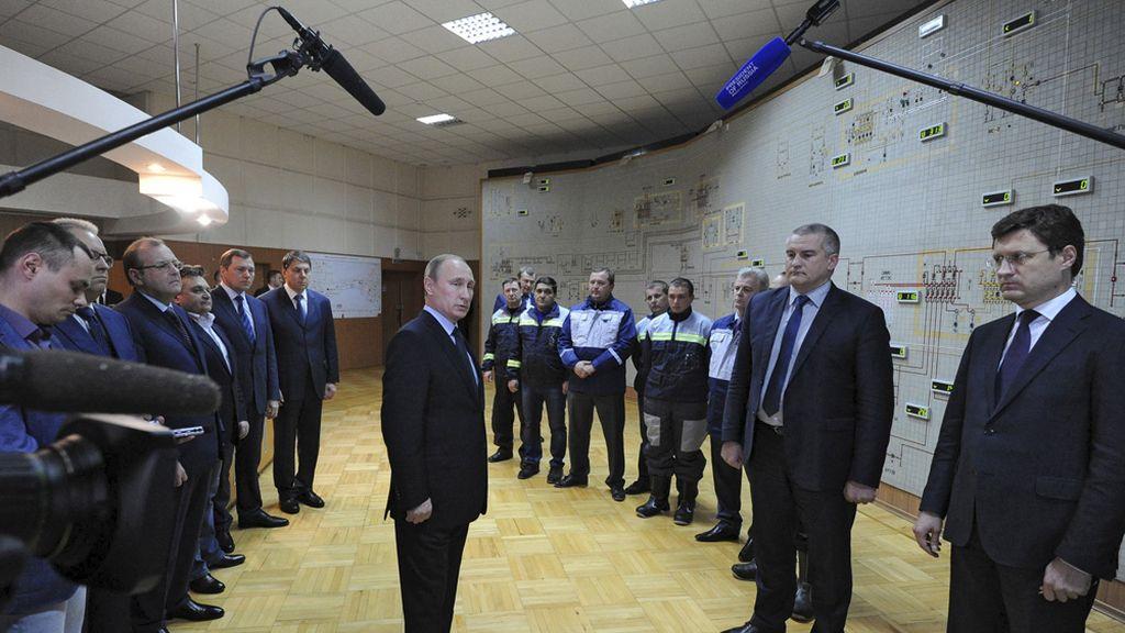 Vladimi Putin