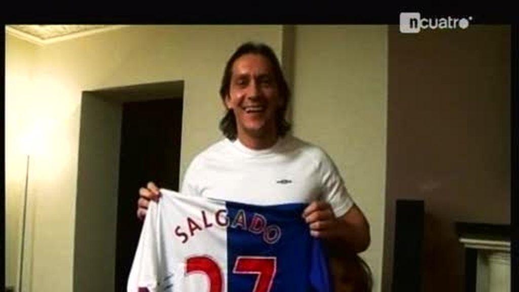 La nueva vida de Michel Salgado