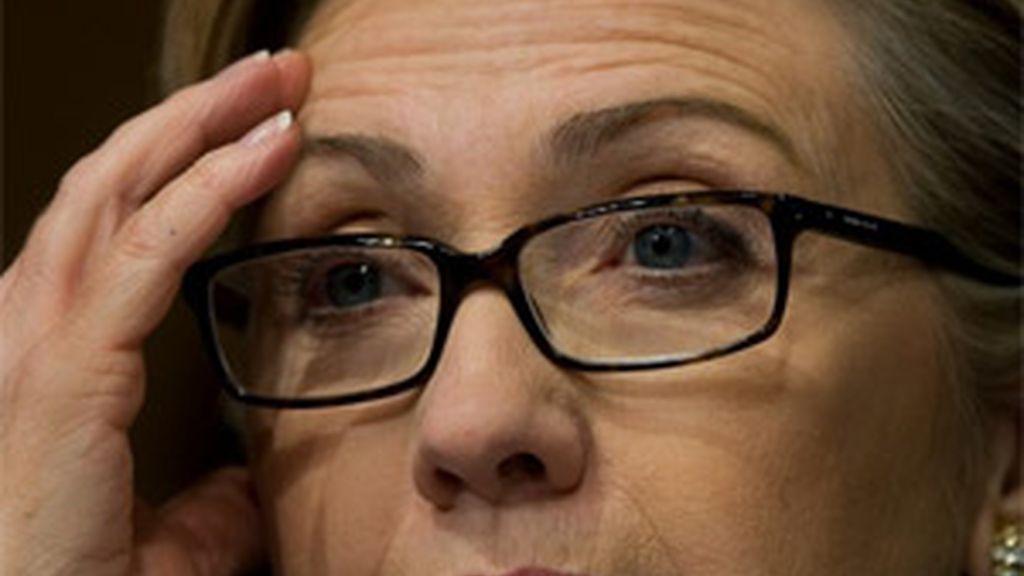 Clinton tendrá que renunciar a su escaño como senadora federal por Nueva York. Foto: AP