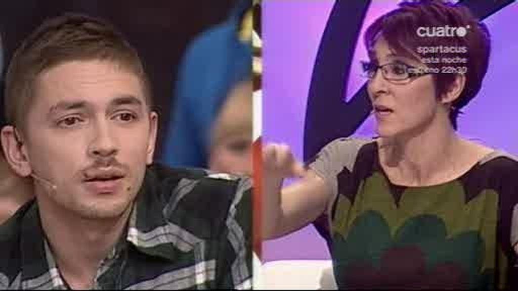 Benji defiende a Lidia ante las críticas del jurado