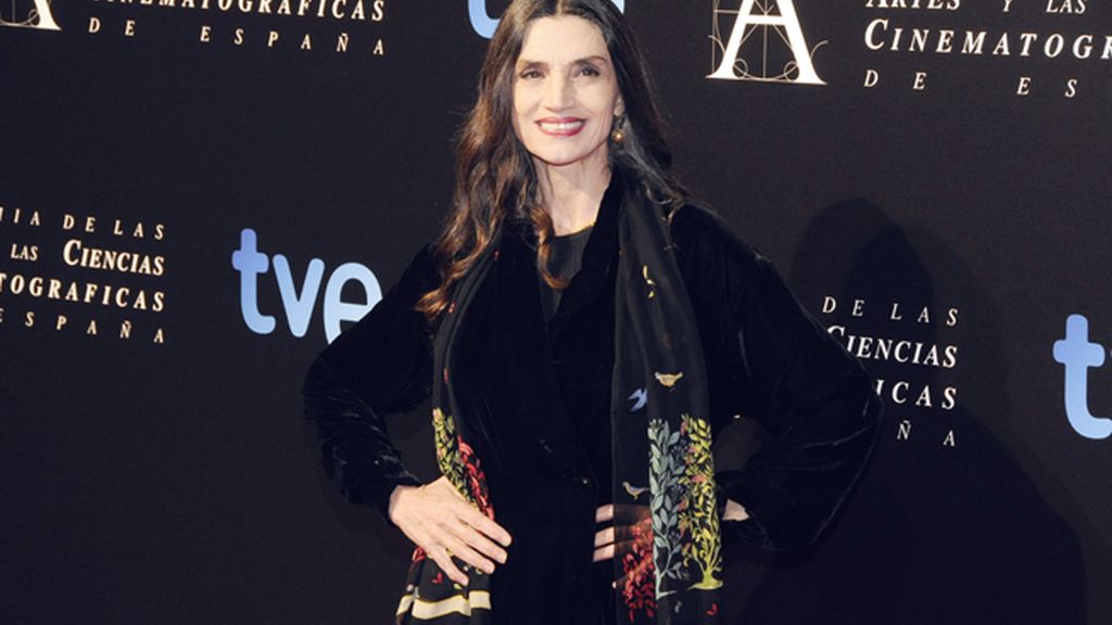 """Ángela Molina, otra diva de nuestro cine que a pesar de su larga trayectoria, no tiene Goya. Este año puede ganarlo por """"Blancanieves"""""""