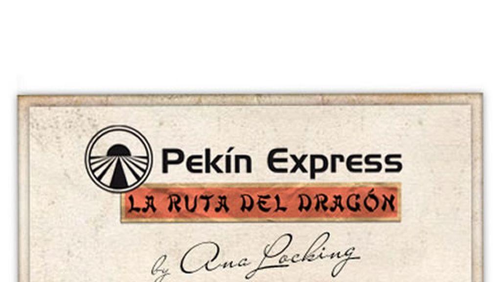 Ana Locking y Pekín Express