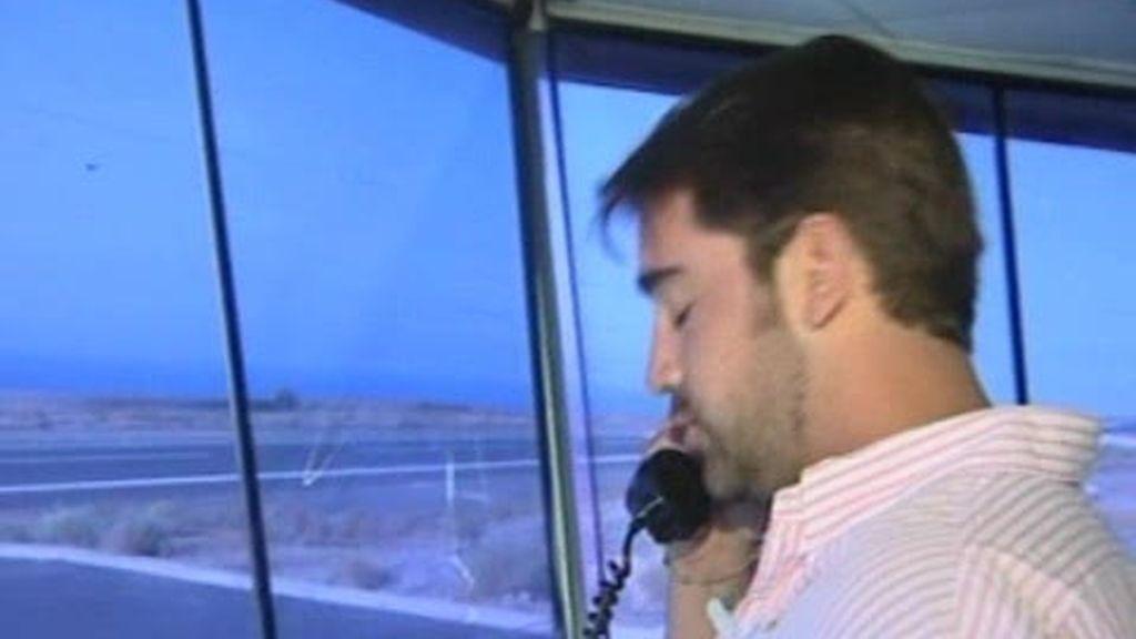 El aeropuerto de La Gomera comienza la operar sin controladores