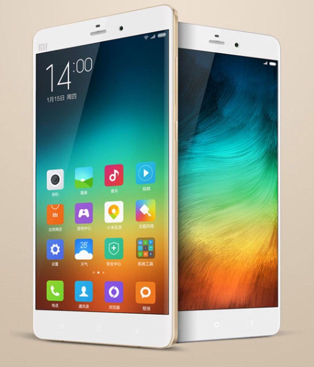 Xiaomi, Xiaomi Mi Note