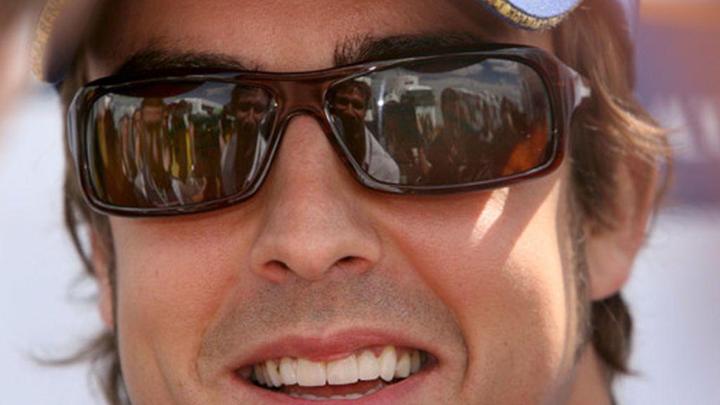 Alonso ocupará la sexta plaza en la parrilla de salida