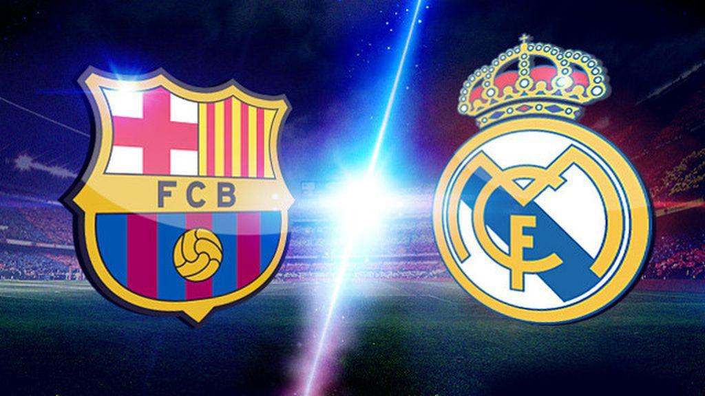 ¡¡Sorteamos 4 entradas dobles para ver el clásico Barcelona-Real Madrid!