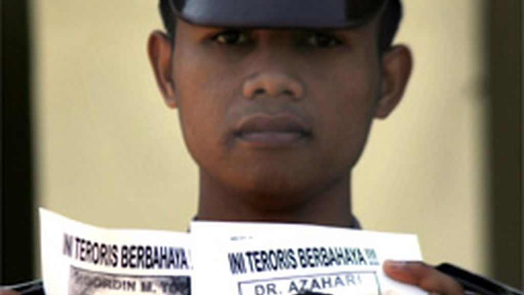 Terrorismo en Indonesia