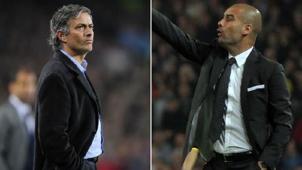 ¿Mourinho o Guardiola?