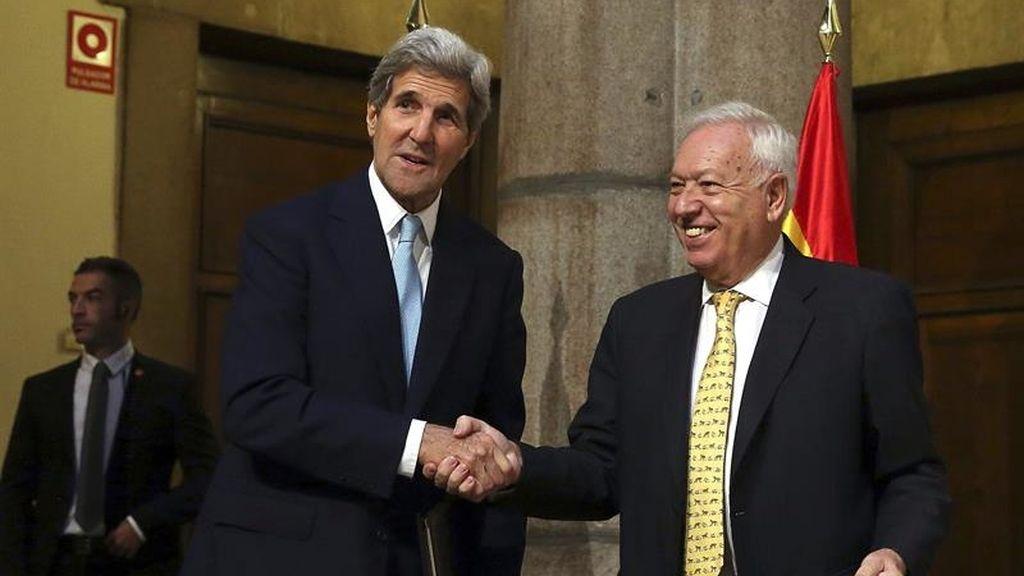 Margallo y Kerry acuerdan trasladar la tierra contaminada de Palomares a EEUU