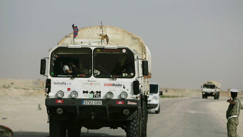 Secuestro en Mauritania