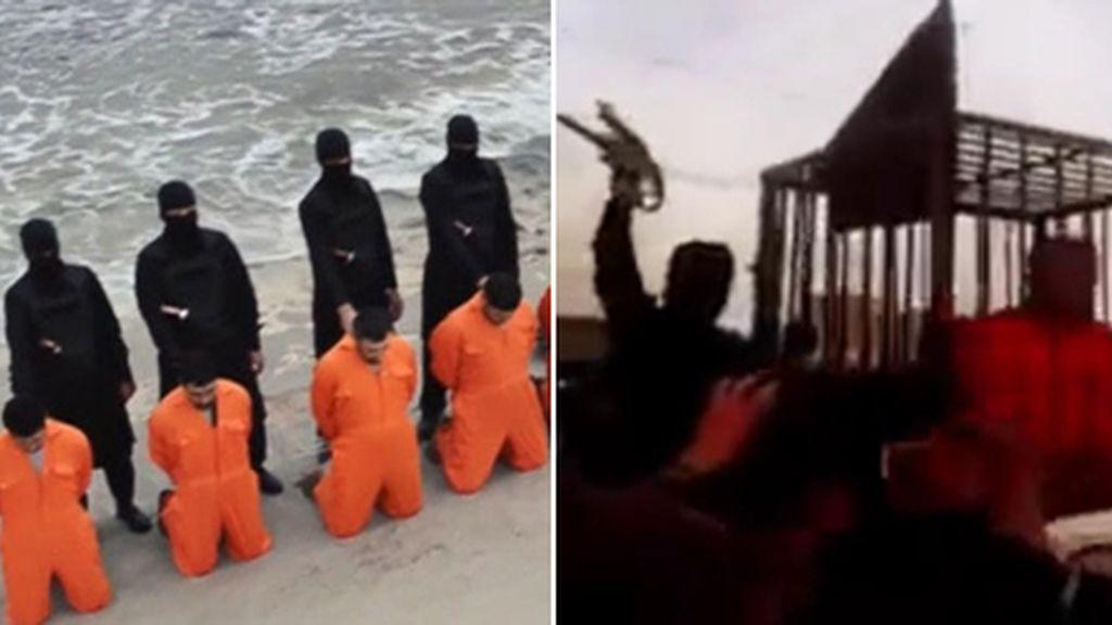 El Estado Islámico hace alarde de su horror