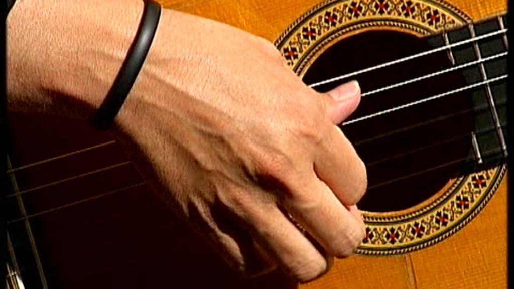Vicente Amigo, un hombre que habla a través de su guitarra