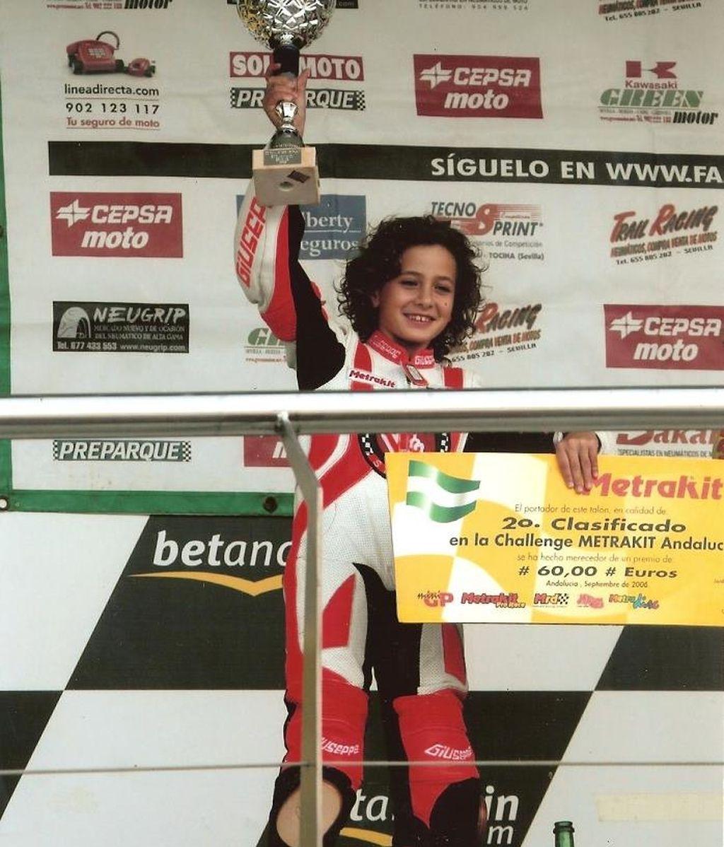Ana Carrasco, Moto3