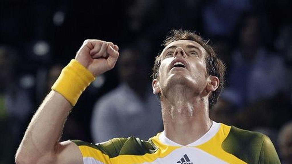 Murray jugará la final contra Ferrer