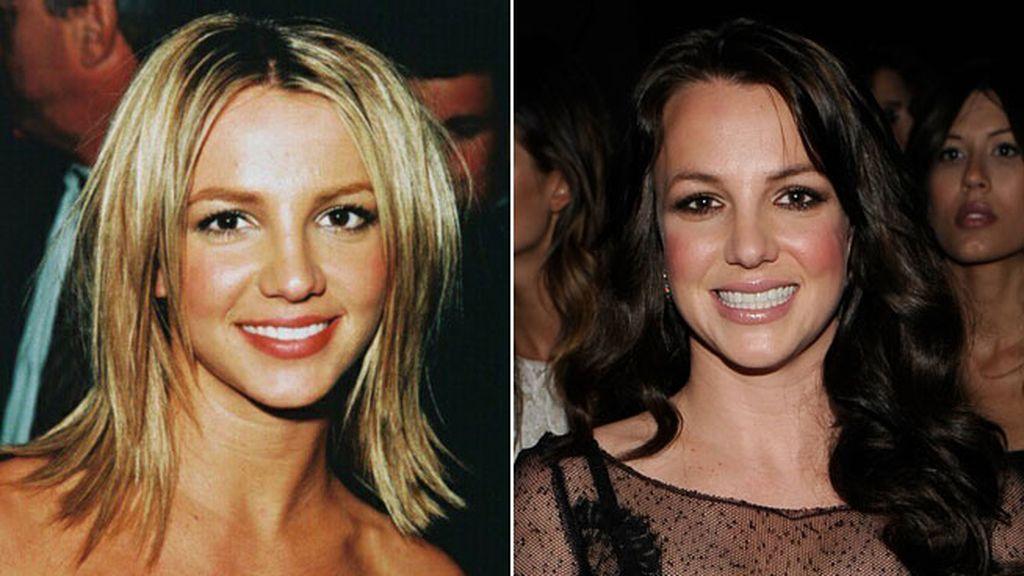 Britney Spears, mil y un cambios de look