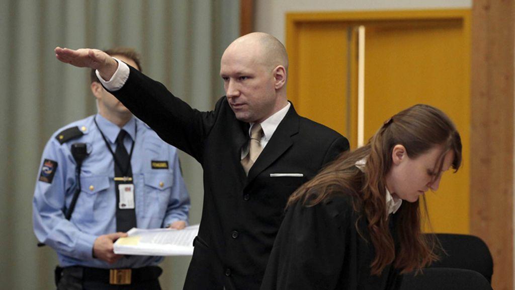 Juicio civio por una demanda de Breivik contra el Estado Noruego
