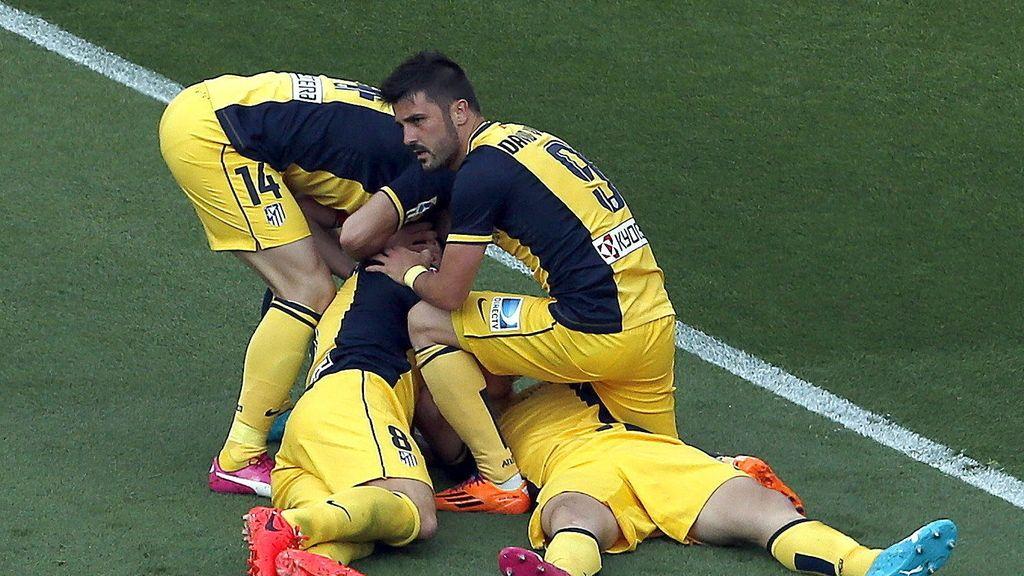 La Liga es del Atlético