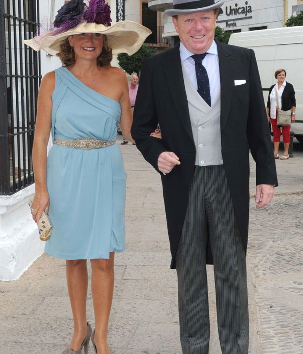 Aciertos y errores en la boda de Francisco Rivera y Lourdes Montes