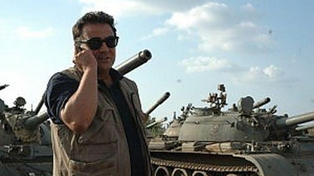 Secuestrados cuatro periodistas italianos en el norte de Siria. Foto: 'La Repubblica'