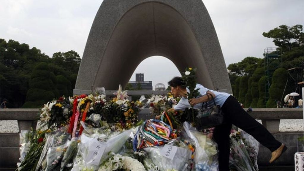 Aniversario de la bomba de Hiroshima