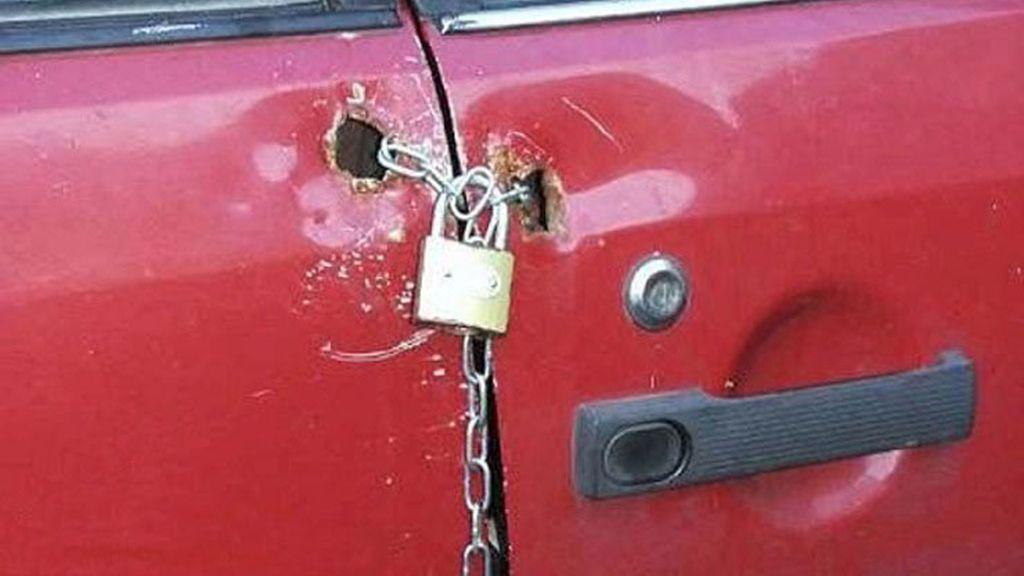 La alarma del coche no es suficiente para algunos conductores