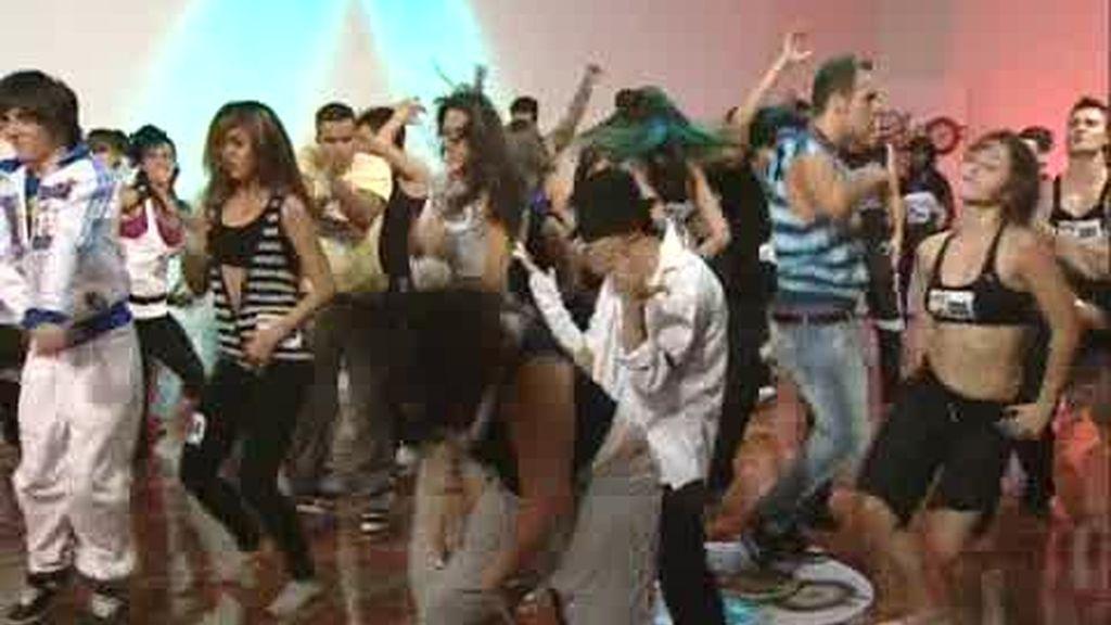 EXCLUSIVA: Todos quieren bailar en la tercera edición de Fama