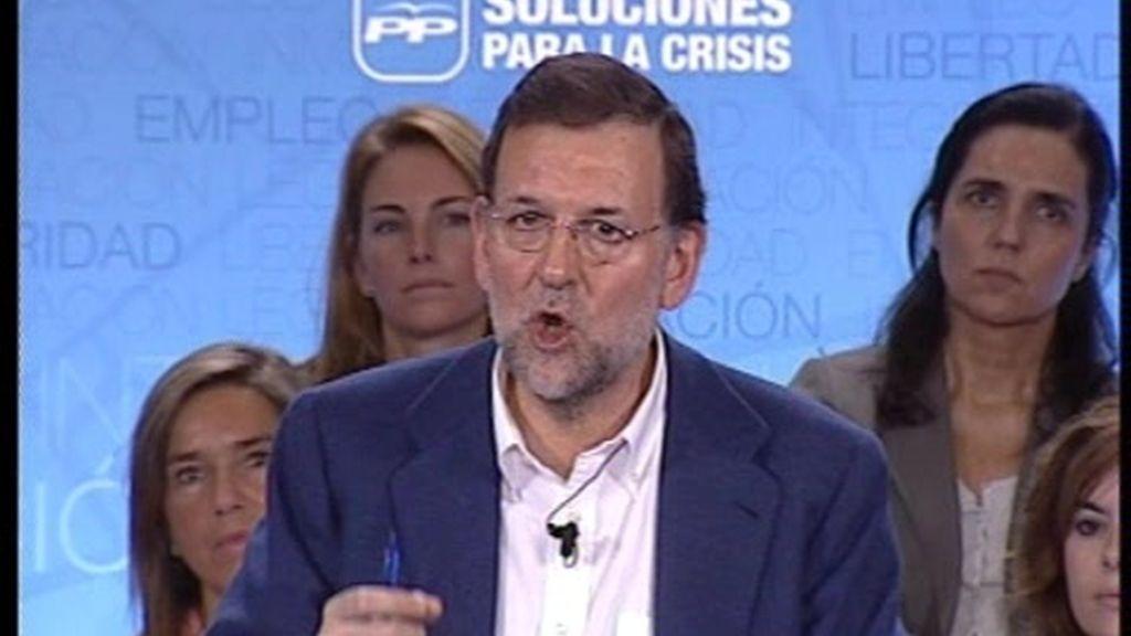 La respuesta de Rajoy