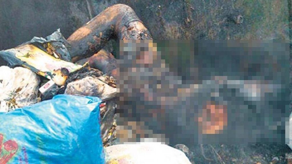 Golpeó, asfixió y quemó a su cuñado por violar a su sobrina 11 años