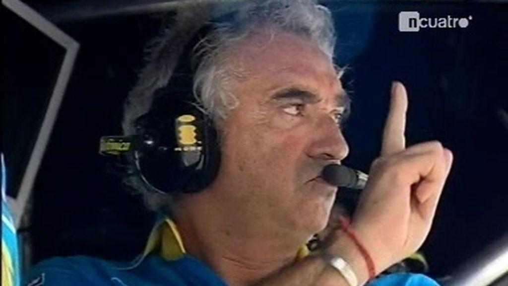 Flavio Briatore, expulsado para siempre de la F1