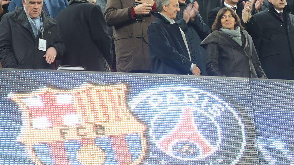 Barça,PSG,ultras,Violencia