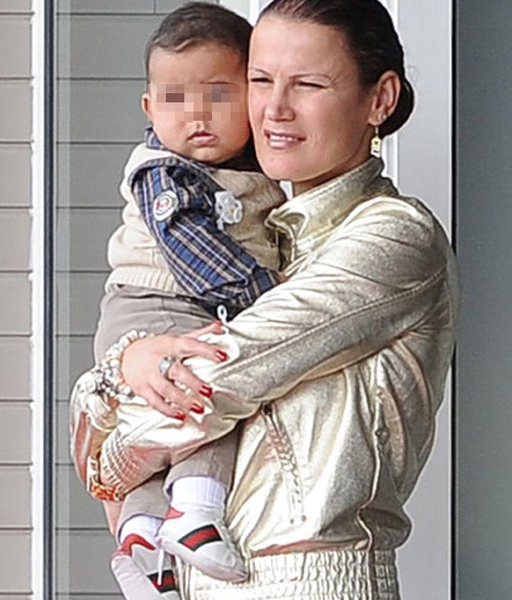 ¡Cómo crece el hijo de Cristiano Ronaldo!