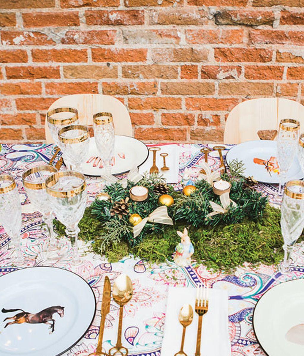 Nuestra mesa Divinity de Navidad