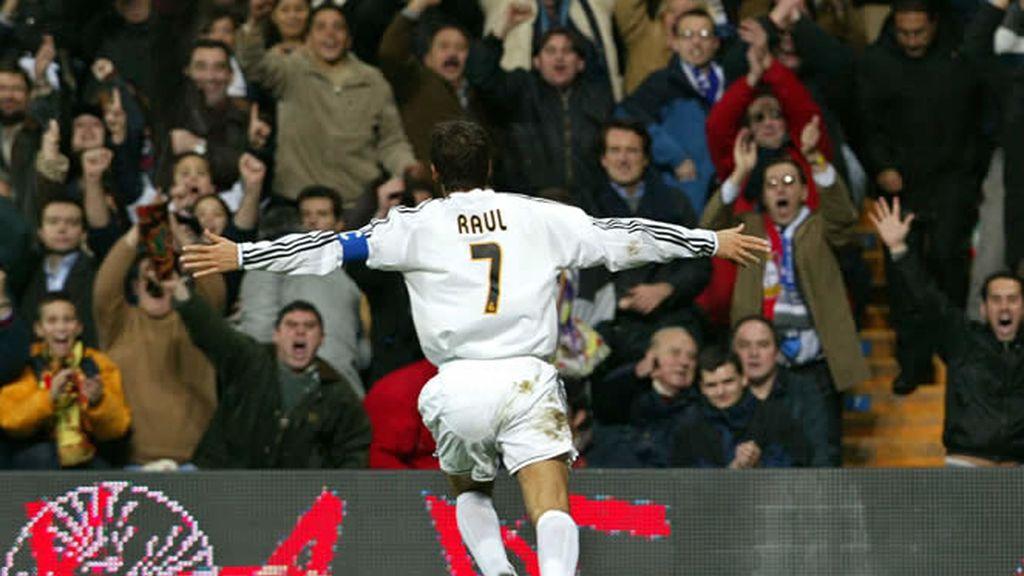 Raúl siempre ha sido fatídico para el Atleti, ¿estará en el once titular?