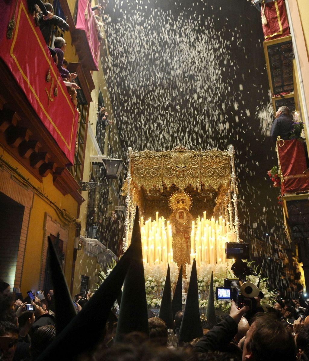 'Madrugá' en Sevilla