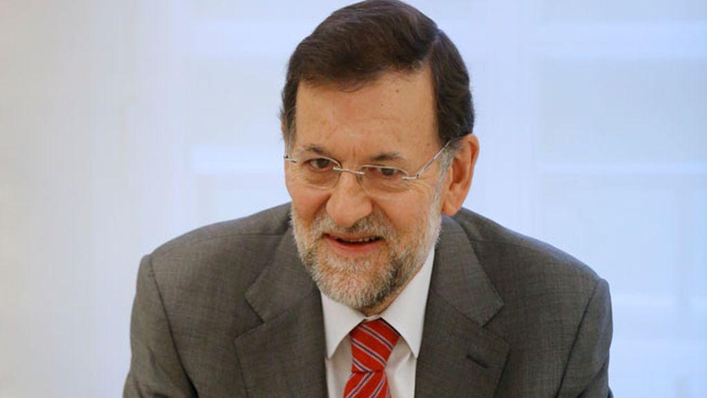 """Rajoy: """"La decisión de las pensiones la impone la realidad, no Bruselas"""""""