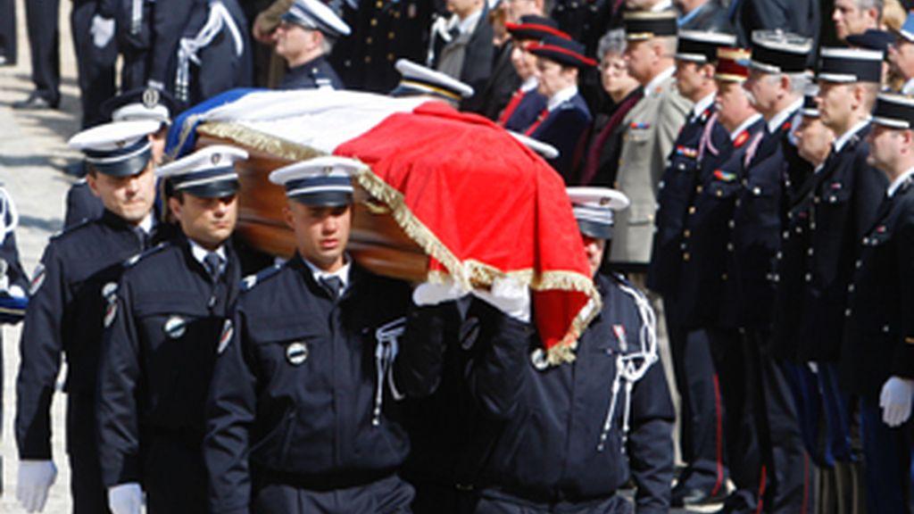 Recuperan uno de los coches que robó ETA antes de matar al gendarme francés