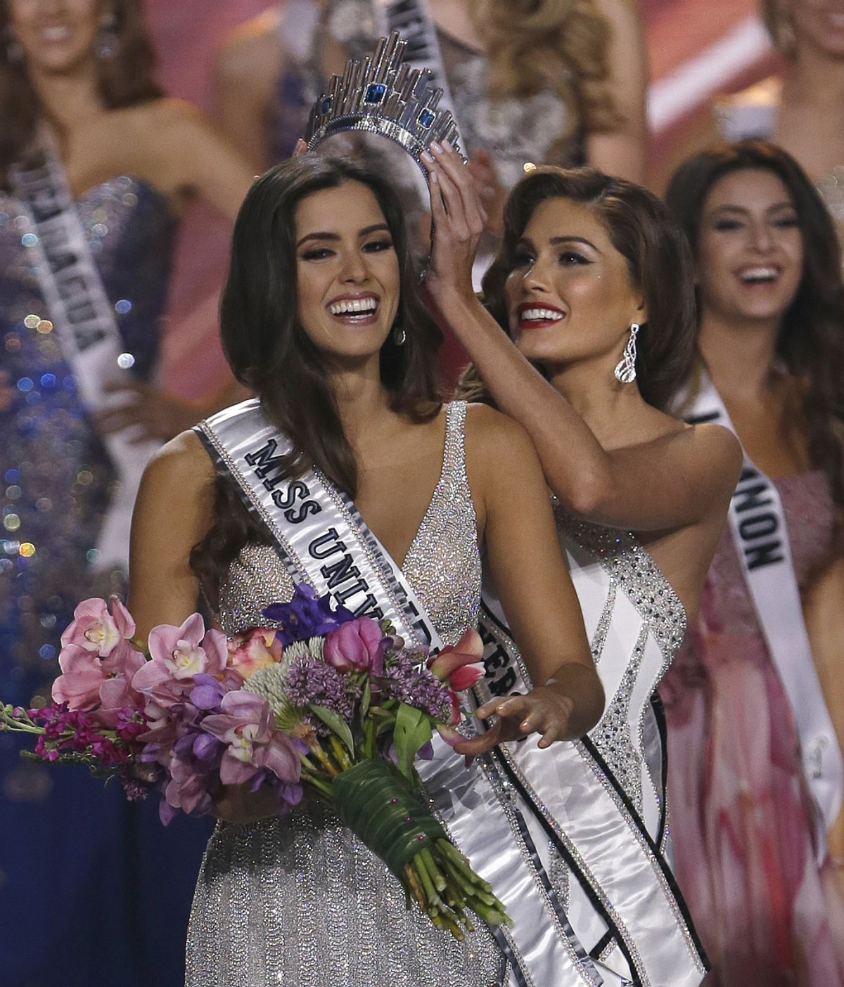 Paulina Vega, nueva Miss Universo