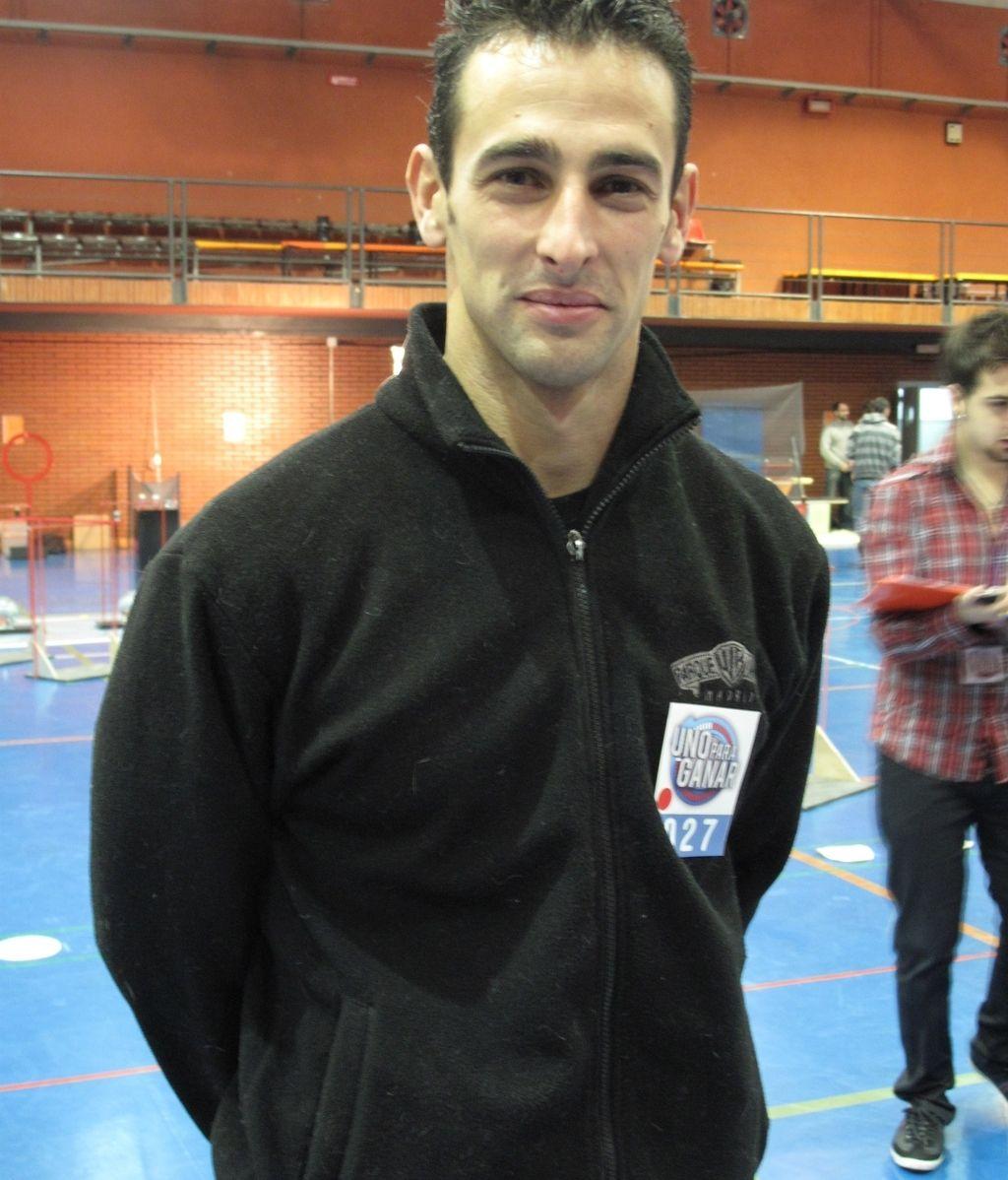 Conoce al concursante Ramón Álvarez