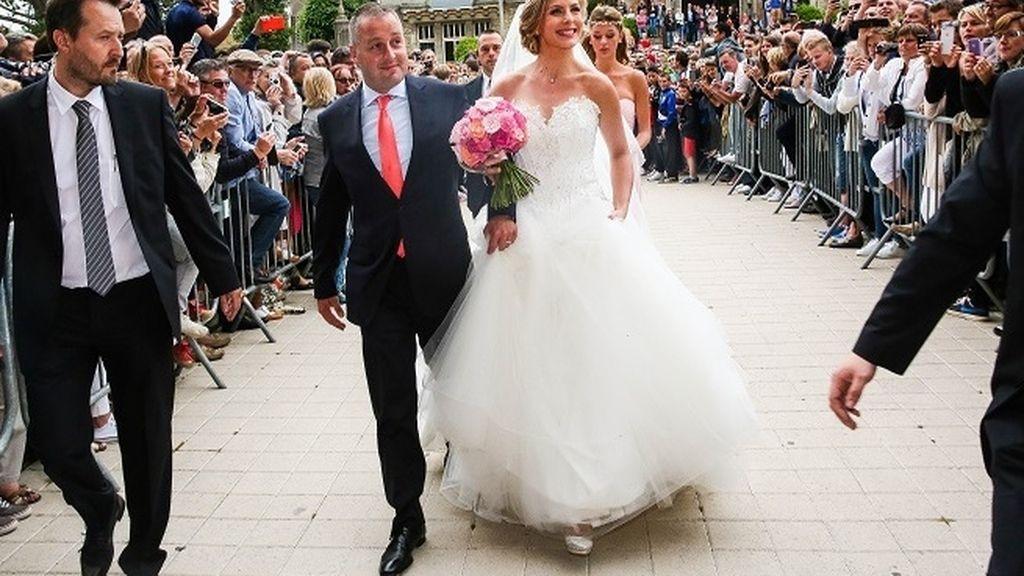 De boda secreta a multitudinaria